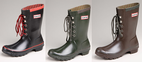 70% off Hunter Boots at Gilt.com