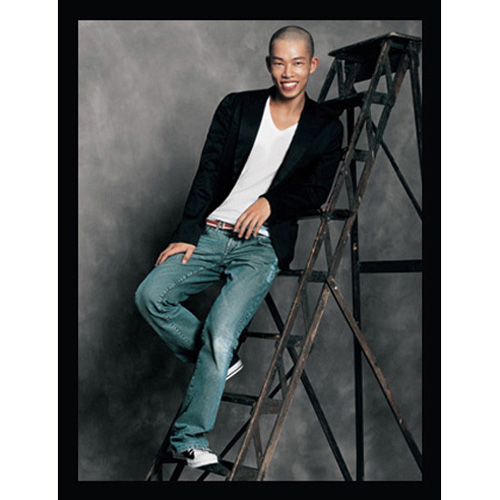 Man of the moment Jason Wu is outed