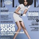 Jourdan Dunn on the cover of Elle France!