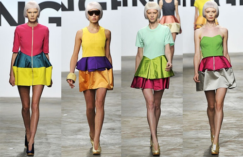 Colour-Blocking: The Rules