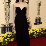 The Oscars 2009: Angelina Jolie