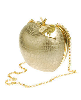 Temperley London Golden Apple Bag