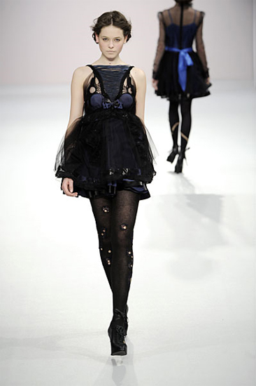 London Fashion Week: Bora Aksu AW09