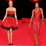 New York Fashion Week: The Heart Truth's Red Dress Collection 2009