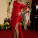 The Oscars 2009: Heidi Klum
