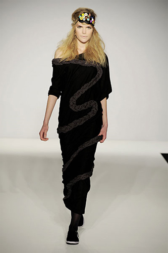Vauxhall Fashion Scout: Julia Smith, Alexandra Groover & Ones to Watch AW09