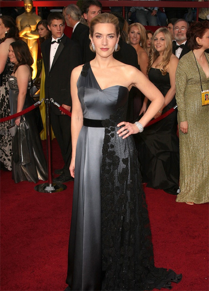 The Oscars 2009: Kate Winslet