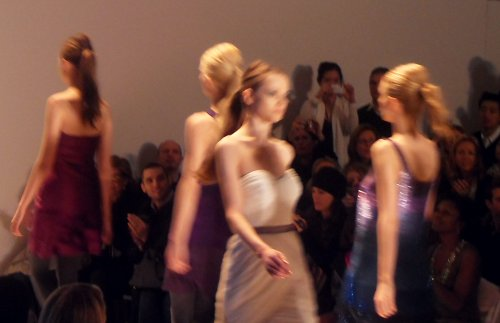 New York Fashion Week: Lela Rose AW09