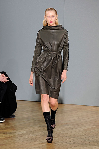 London Fashion Week: Nicole Farhi AW09