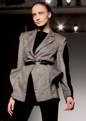 London Fashion Week: Louise Amstrup AW09