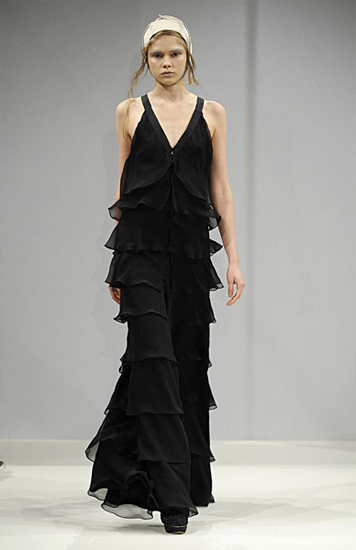 London Fashion Week: Maria Grachvogel AW09