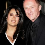 Salma Hayek marries on Valentine's