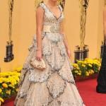 The Oscars 2009: Miley Cyrus
