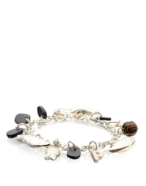 Limited Edition: People Tree charm bracelet