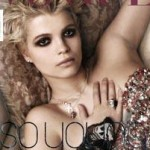 Little Pixie Geldof lands the cover of Vogue Italia