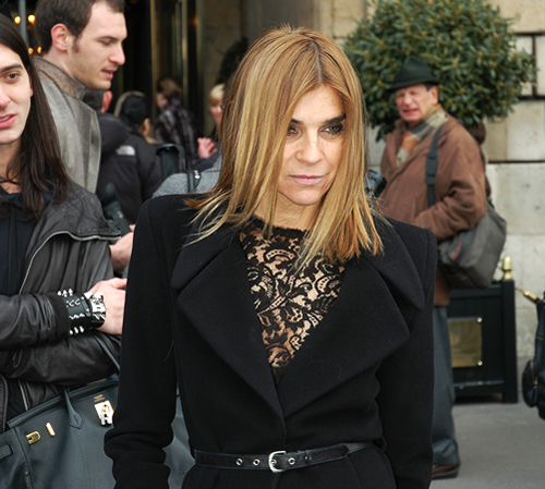 Sneak Peek: Carine Roitfeld Revealed!