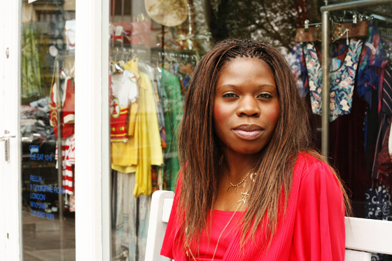An interview with Funmi Odulate, editor of Brownsfashion.com
