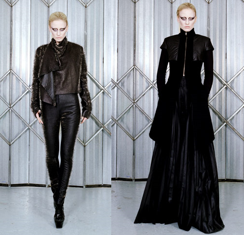 Paris Fashion Week: Gareth Pugh AW09