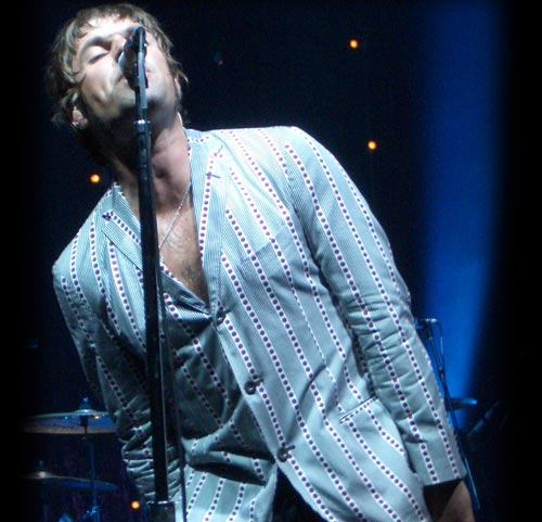 Liam Gallagher, a fashion designer?