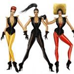 Beyonce becomes Boudicca