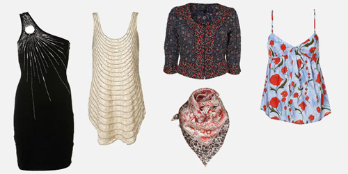Kate Moss for Topshop: It's all about the Liberty print