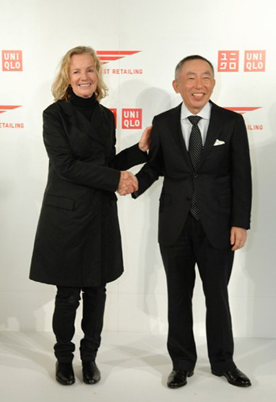 Jil Sander heads to Uniqlo