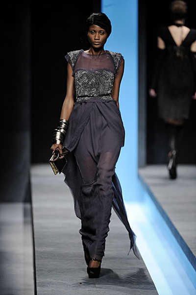 Milan Fashion Week: Fendi AW09
