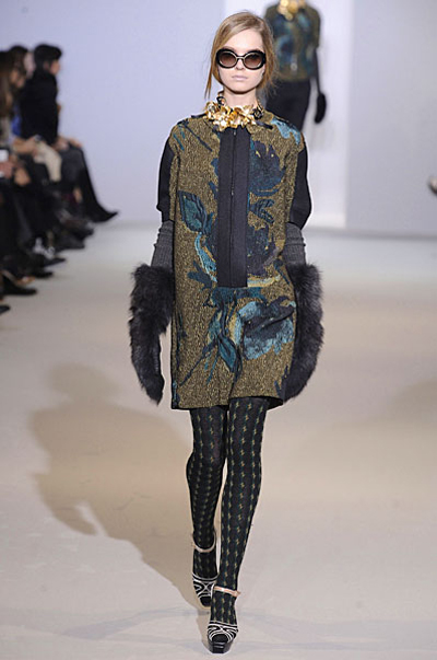 Milan Fashion Week: Marni AW09