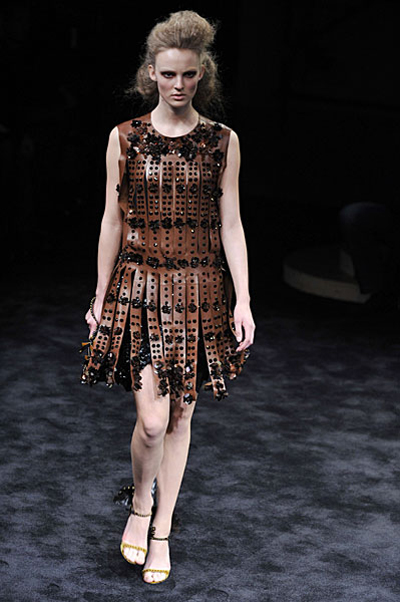 Milan Fashion Week: Prada AW09