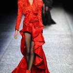 Paris Fashion Week: Nina Ricci AW09