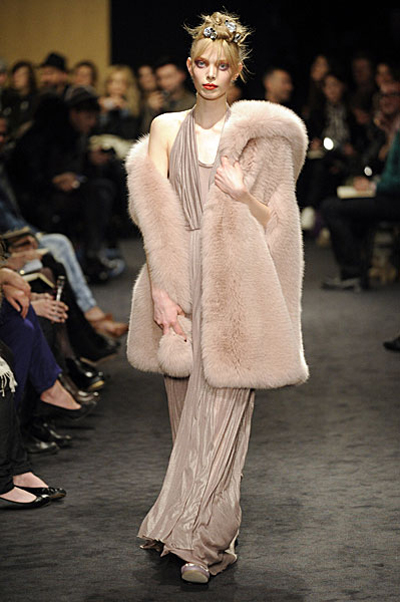 Paris Fashion Week: Sonia Rykiel AW09