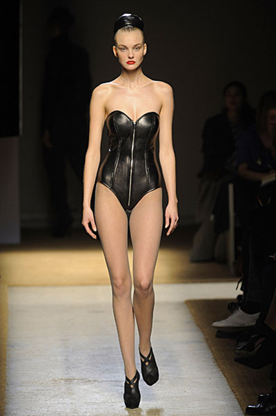 Paris Fashion Week: Yves Saint Laurent AW09