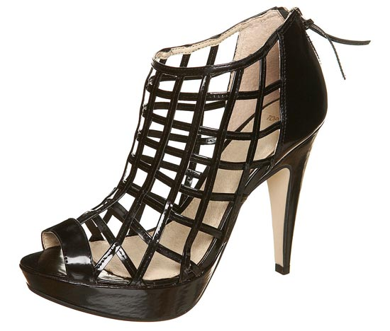 Steep vs Cheap: YSL vs Topshop's caged footwear