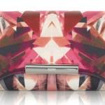 McQueen's crystal clutch