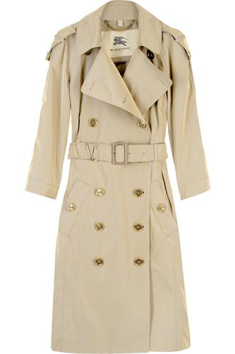 An ode to the Burberry Trench