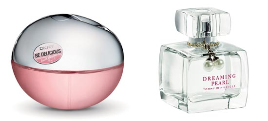 New Spring fragrances: DKNY vs Tommy Hilfiger