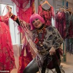 Zandra Rhodes takes on M&S!