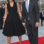 Michelle Obama wows again!