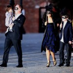 Salma Hayek's wedding is a fashion masquerade!