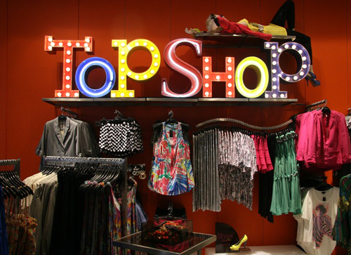 First look: Topshop New York