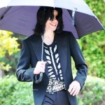 Err Michael Jackson in Balmain too!