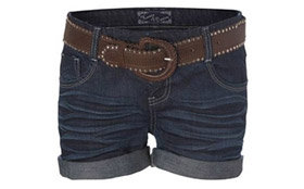 New Look Belted Hotpants