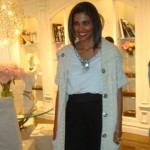 At the Rachel Rachel Roy Launch Party