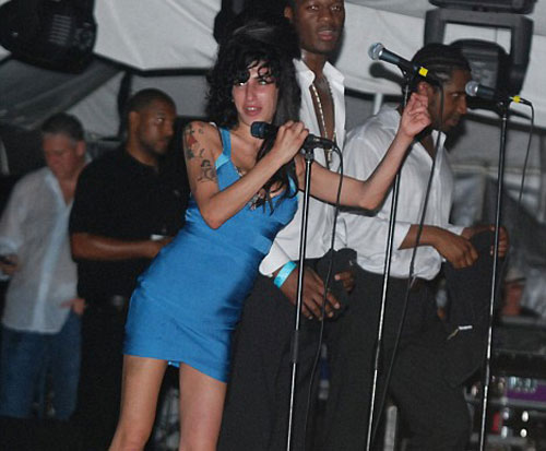 Amy Winehouse to become a fashion designer