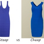 Steep vs Cheap: Reiss gives Herve Leger a run for his money!