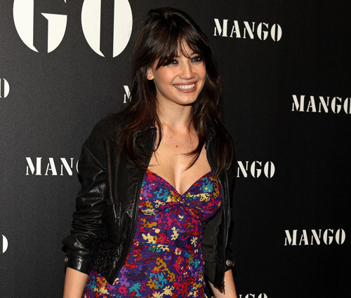 Daisy Lowe is the face of Mango