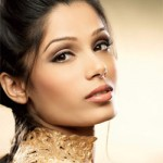Freida Pinto is the new face of L'Oreal