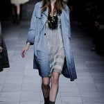 Burberry to make a come back to London