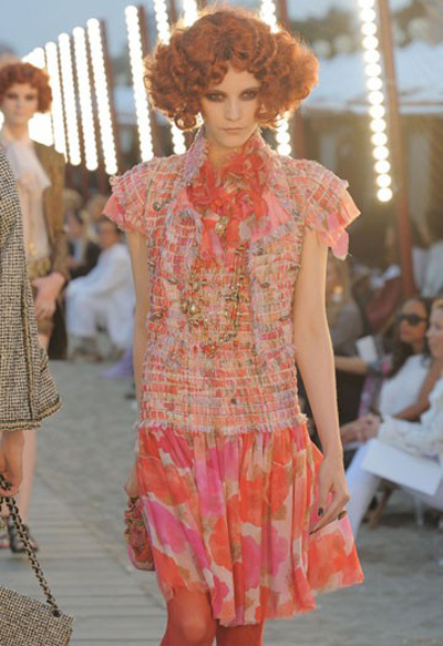 Chanel cruise collections come to Venice