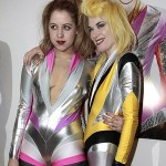 Pam Hogg store opens with a Lycra-clad bang